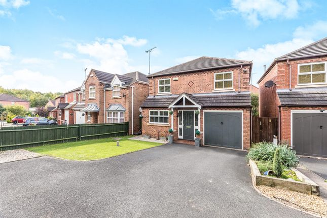Thumbnail Detached house for sale in Auckland Close, Warndon, Worcester