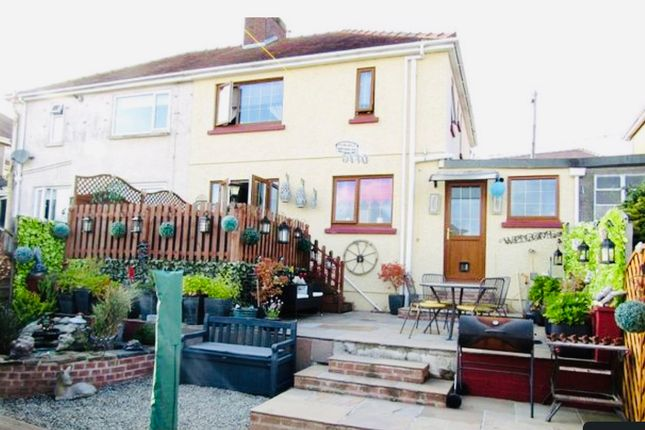 Thumbnail Semi-detached house for sale in Penybryn Avenue, Burry Port