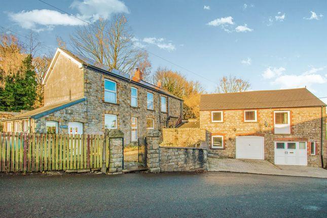 Thumbnail Detached house for sale in Pentrepiod Road, Pontnewynydd, Pontypool