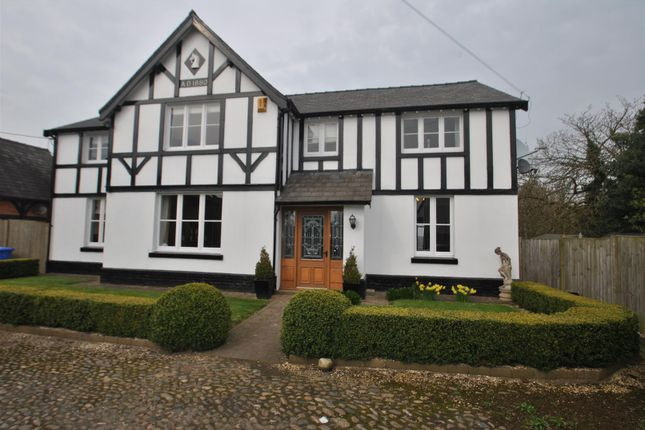 Thumbnail Detached house for sale in Cartridge Lane, Grappenhall, Warrington