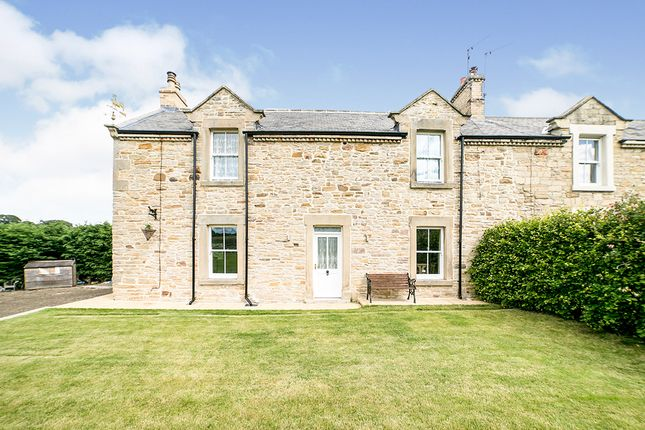 Thumbnail Semi-detached house for sale in Bradley Hall Farm, Wylam, Northumberland