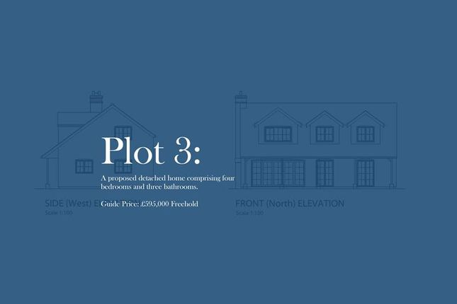 Thumbnail Detached house for sale in Fox Hills Road, Lytchett Matravers, Poole