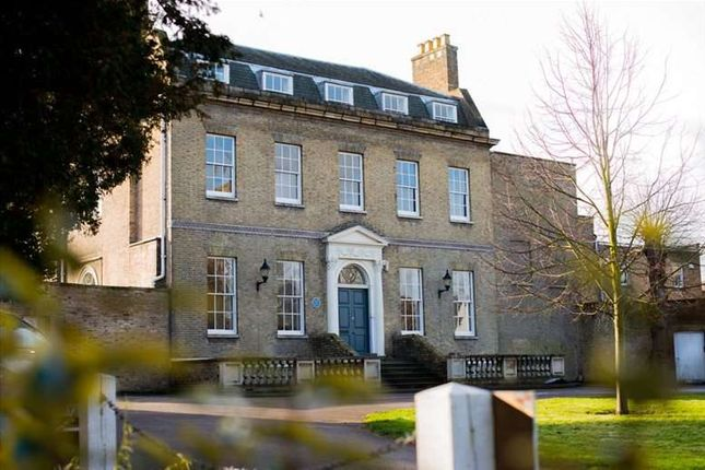 Serviced office to let in Castle Hill House, Huntingdon