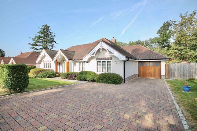 Thumbnail Detached bungalow for sale in Bracklyn Close, West Chiltington, Pulborough