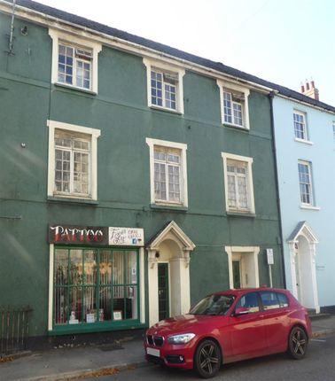 Thumbnail Flat to rent in Main Street, Pembroke, Pembrokeshire