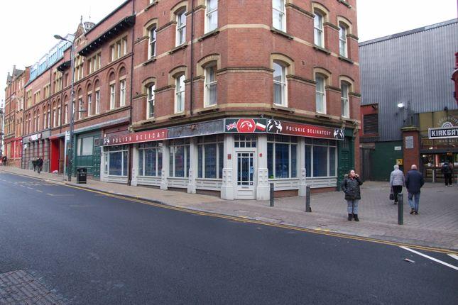 Thumbnail Retail premises to let in 21-23 New York Street, Leeds