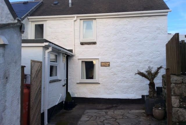 Thumbnail Semi-detached house for sale in Halestown Road, St Ives, Cornwall.