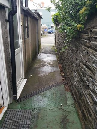 Outside of Queens Road, Aberystwyth, Ceredigion SY23