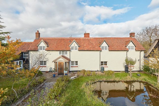 Thumbnail Detached house for sale in Hollow Hill, Withersfield, Suffolk