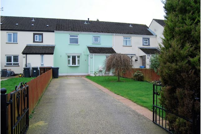 Thumbnail Terraced house for sale in Argyll Street, Antrim