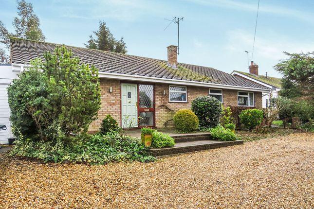 Thumbnail Detached bungalow for sale in The Slipe, Cheddington, Leighton Buzzard