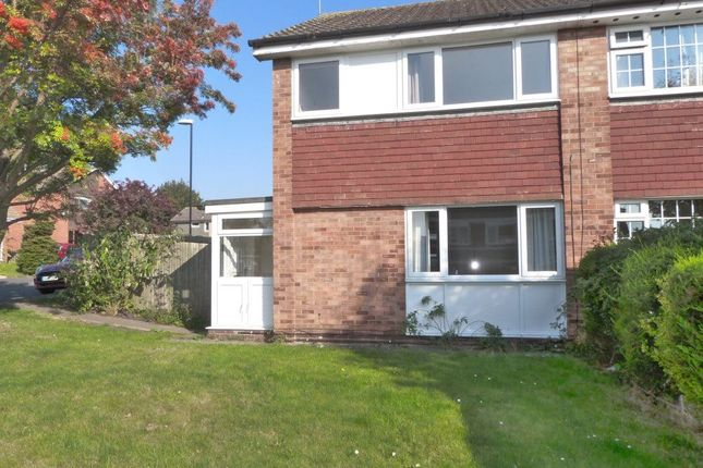 Thumbnail Semi-detached house to rent in Littondale Avenue, Knaresborough