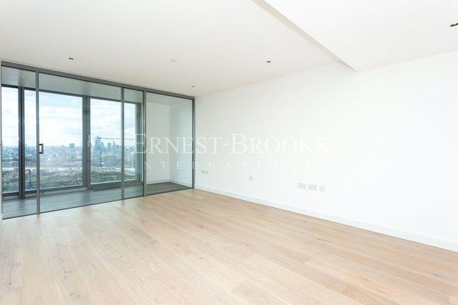 1 bed flat for sale in Landmark Pinnacle, Marsh Wall, Canary Wharf E14