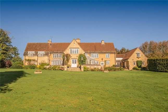 Thumbnail Detached house for sale in Stonesfield House, Hill Top Lane, Pannal, North Yorkshire