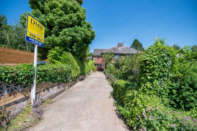 Thumbnail Semi-detached house for sale in Bridle Road, Burton Joyce, Nottingham