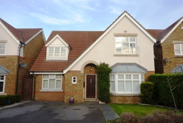 Thumbnail Detached house for sale in Woodall Close, Chessington