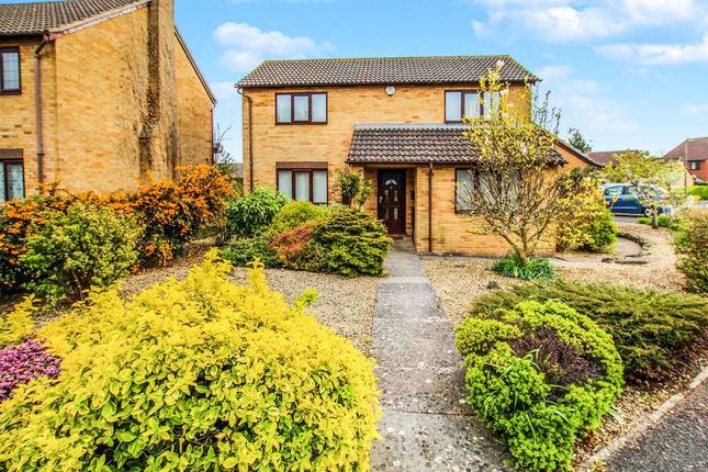 Thumbnail Detached house for sale in Highfields Close, Stoke Gifford, Bristol