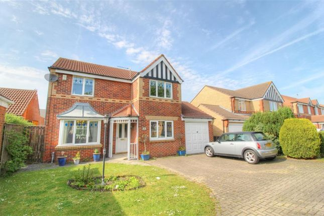 Thumbnail Detached house for sale in Bluebell Close, Gateshead