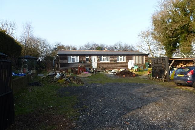 Thumbnail Detached bungalow for sale in Mark Cross, Crowborough
