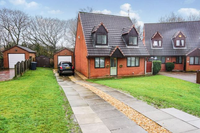 Thumbnail Detached house for sale in Merewood, Skelmersdale