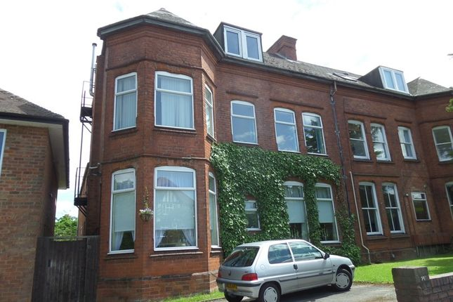 Thumbnail Flat to rent in School Road, Moseley, Birmingham