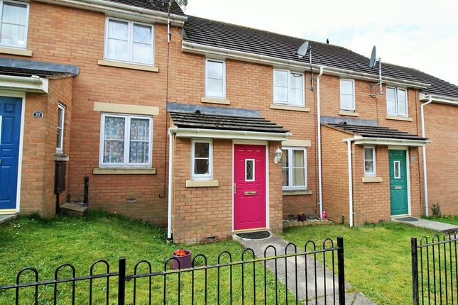 Thumbnail Terraced house for sale in Powlesland Road, Alphington, Exeter