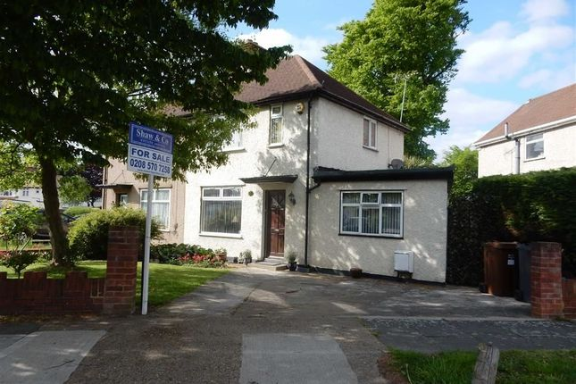 Thumbnail Semi-detached house for sale in The Alders, Hounslow