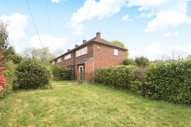 Thumbnail Semi-detached house for sale in Radstock Way, Merstham, Redhill