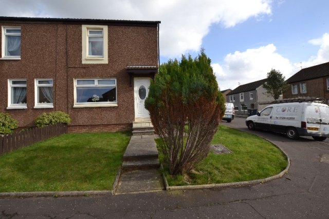 Thumbnail Semi-detached house to rent in Craigspark, Ardrossan, North Ayrshire, 7Ps