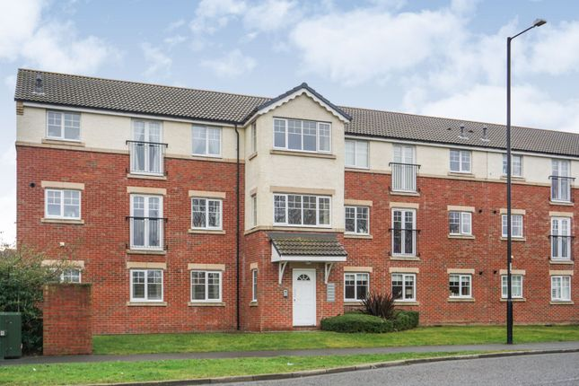 Thumbnail Flat for sale in Ellesmere Close, Houghton Le Spring