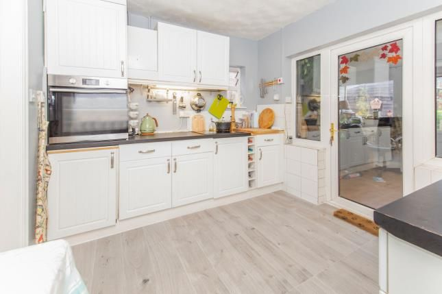 Kitchen of Stonehill Avenue, Birstall, Leicester, Leicestershire LE4