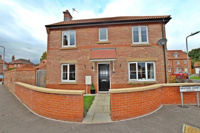 Thumbnail Property for sale in Heather Court, Norton, Malton