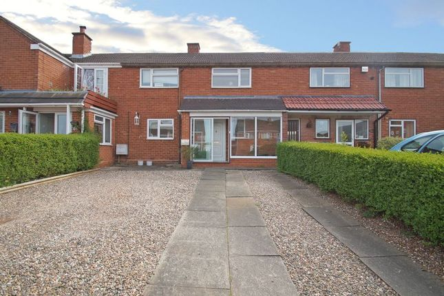 3 bed terraced house for sale in Lime Grove, Bromsgrove