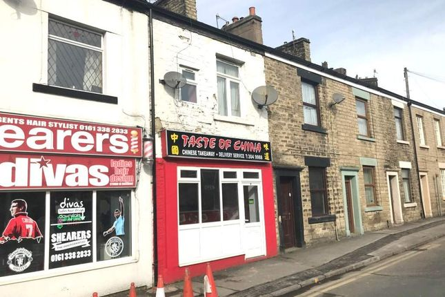 Thumbnail Restaurant/cafe for sale in Staly Industrial, Knowl Street, Stalybridge