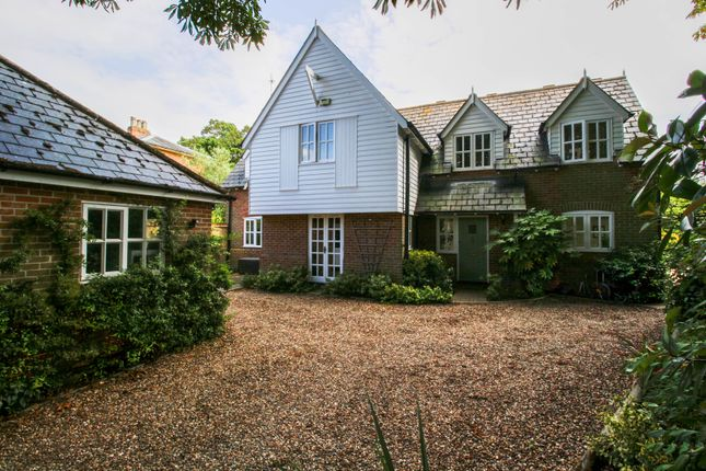 Thumbnail Detached house for sale in Croquet Gardens, Wivenhoe, Colchester