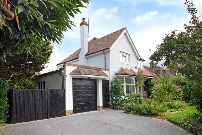 Thumbnail Detached house for sale in Knightscroft Avenue, Rustington, Littlehampton