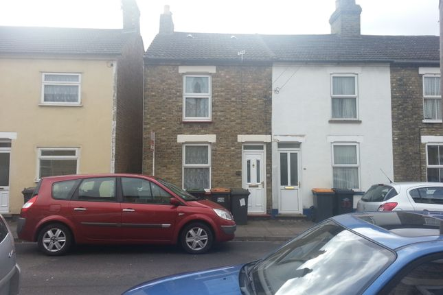 Thumbnail End terrace house to rent in Althorpe Street, Bedford