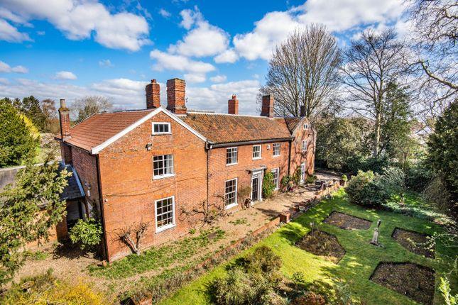 Thumbnail Detached house for sale in Hardingham Street, Hingham, Norfolk