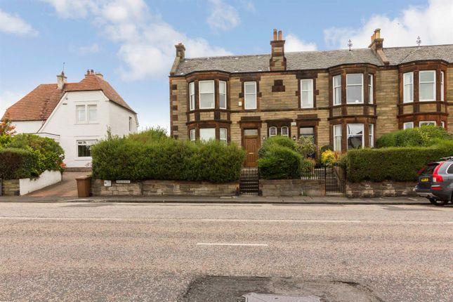 Thumbnail End terrace house for sale in Hillview, Edinburgh