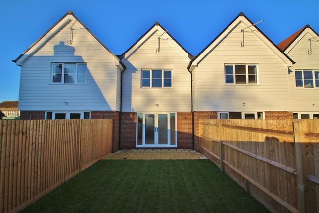 Thumbnail Terraced house for sale in 2 The Lions, Sparrows Green, Wadhurst