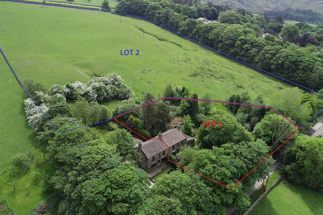 Thumbnail Land for sale in Lot 2 - Moorfield Farm, Derbyshire Level, Glossop
