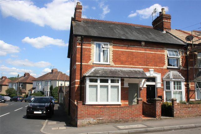 Thumbnail End terrace house to rent in Harpsden Road, Henley-On-Thames, Oxfordshire
