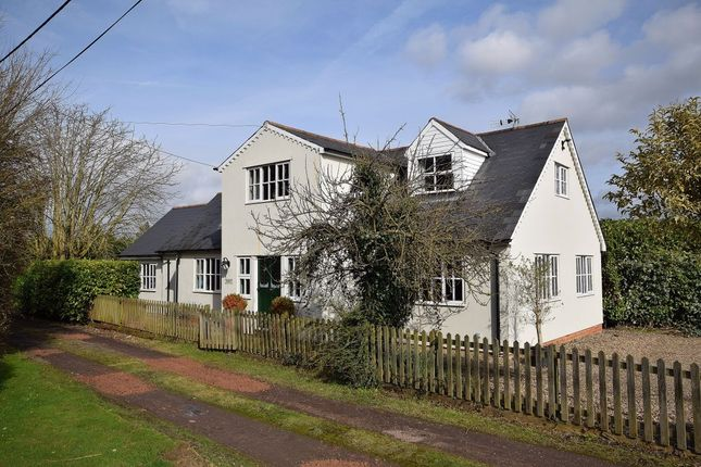Thumbnail Detached house for sale in Honey Lane, Clavering, Saffron Walden