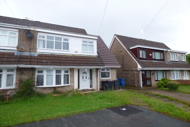 Thumbnail Property to rent in Malvern Close, Kirkby, Liverpool