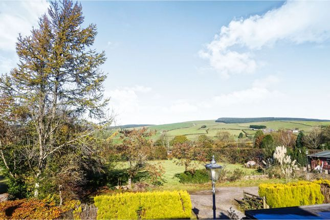 Thumbnail Detached house for sale in Glynogwr Blackmill, Bridgend