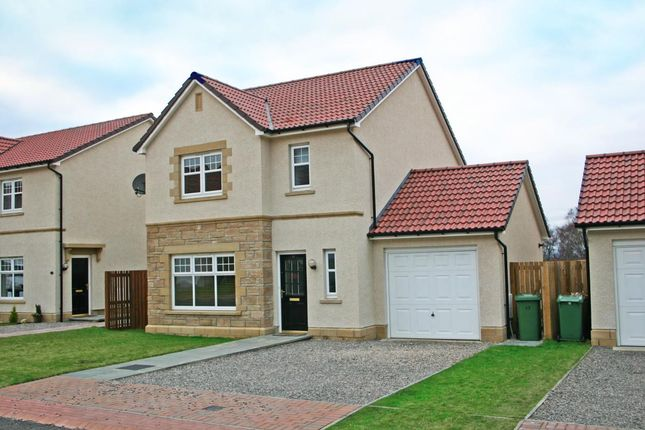 Thumbnail Detached house to rent in Admirals Way, Inverness