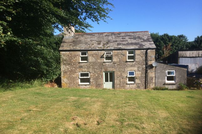 Thumbnail Cottage to rent in Upton Cross, Nr Callington, Cornwall