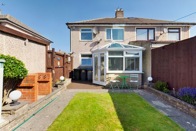 Thumbnail Semi-detached house for sale in Enfield Walk, Wibsey, Bradford