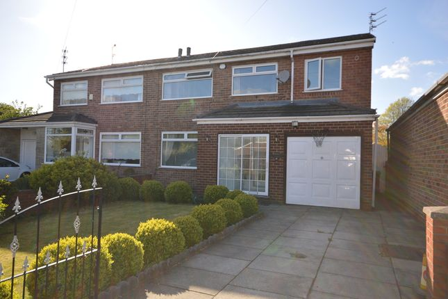 Thumbnail Semi-detached house for sale in Cheltenham Close, Liverpool