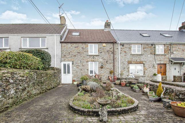 Thumbnail Cottage for sale in Whitehart Cottages, Llangynwyd, Maesteg